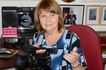 Filmařka Alena Krejčová.