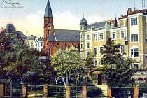 Kostel svatého Pavla v Ústí nad Labem