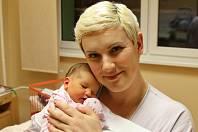 Beáta Šlechtová se narodila Tereze Šlechtové z Mostu 1. ledna 2019 v 5.54 hod. Měřila 50 cm, vážila 3,25 kg.