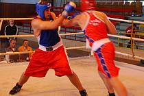 Talentovaný boxer Ondřej Novotný ovládl mezinárodní turnaj v Sokolově.