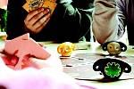 ŽÁCI 5. A 6. TŘÍDY Základní školy Lingua Universal v Litoměřicích si s chutí vyzkoušeli novou stolní hru a postupně v ní začali objevovat možnosti nejrůznějších strategií.