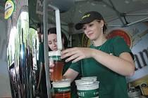 Ilustrační foto. Pivovarské slavnosti.