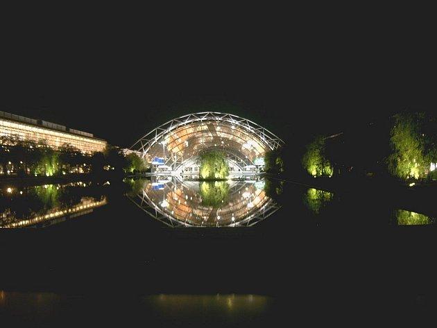 Supervybavené výstaviště dělá z Lipska město veletrhů.