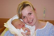 Matěj Beneš, se narodil v ústecké porodnici dne 28. 12. 2013 (19.45) mamince Lence Benešové, měřil 51 cm, vážil 3,85 kg.