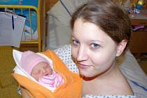 Terezie Soltészová se narodila v ústecké porodnici 15. 10. 2014 (20.25) mamince Petře Ečerové. Měřila 42 cm a vážila 2,38 kg.