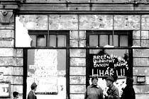 21. srpen 1968 v Krupce.