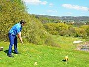 Ústecký golfový pohár.