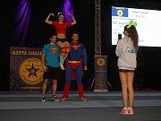 Basta Cheer Cup 2017 ve Sportcentru Sluneta.