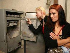 DOD v ústeckém krematoriu