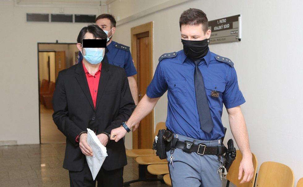 Rodilý Rus z Chomutovska u ústeckého soudu