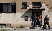 Zásah policie v Předlicích, kde vybuchla varna pervitinu