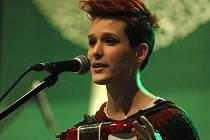 Jana Švedová, zpěvačka Švédovy trojky.