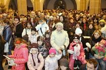 V Ústí budeme opět zpívat v kostele Nanebevzetí Panny Marie.