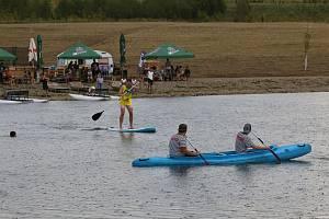Ilustrační snímek. Jezero Milada