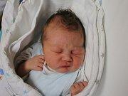 Jonáš Janovský se narodil v ústecké porodnici 17. 5. 2017(20.00) Daně Janovské. Měřil 53 cm, vážil 3,85 kg.