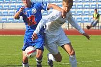 Fotbalisté Ústí letos dvakrát porazili rivala z Mostu a v tabulce druhé ligy skončili o osm míst před ním.