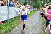 Rychtářské 12°km se zúčastnil i devadesátiletý Jiří Soukup