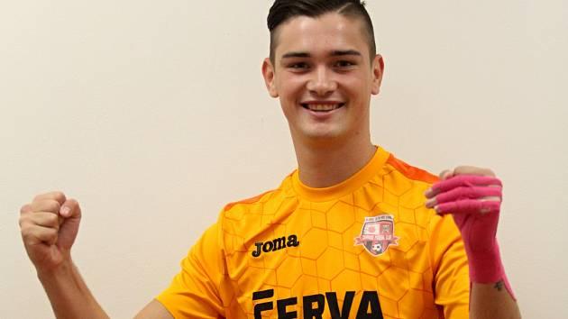 Michal Hůla, Svarog FC Teplice