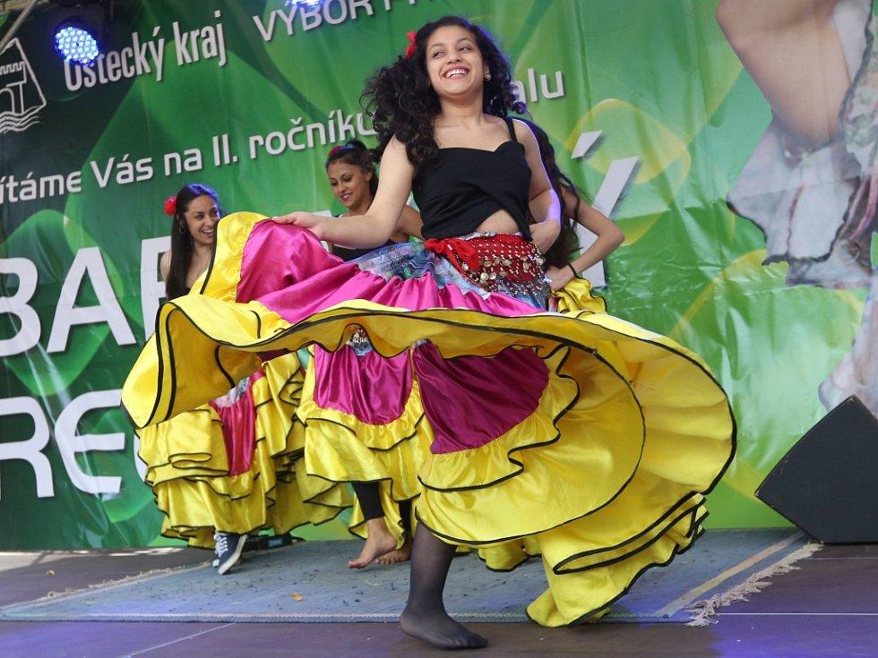 Festival Barevný region.