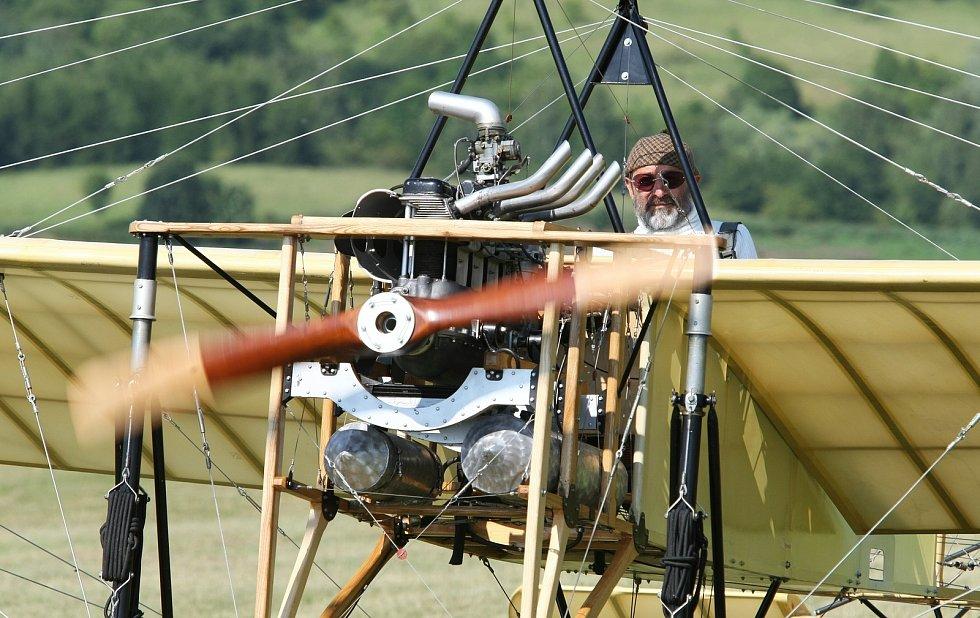Jediný létající Wright flyer na světě, Ústí 2010