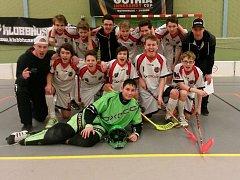 Starší žáci Florbal Ústí nad Labem vybojovali třetí místo na mezinárodním Gothia Cupu ve Švédsku.