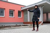 OPRAVA ZDRAVOTNÍHO STŘEDISKA v Neštěmicích vyšla podle starostky Yvety Tomkové na zhruba 1,9 milionu korun.