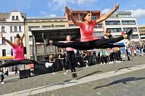 Akce Vesele do školy & Kroužkofest v centru Ústí nad Labem