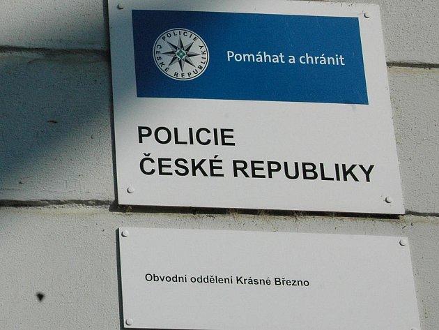 Obyvatelé z Krásného Března musí za policií do centra .