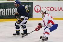 Ústecká šlechta v play off přejela Třebíč 5:0.