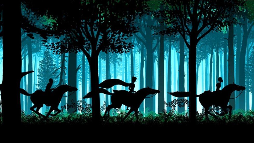 Nejnovější film slavného francouzského režiséra Ocelota vidělo i publikum Mezinárodního festivalu aninmovaných filmů AniFest 2012 na konci dubna v Teplicích.