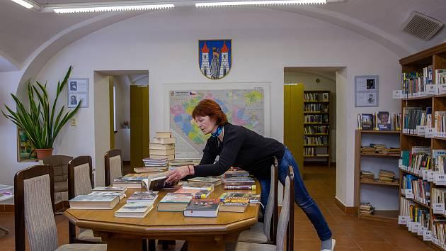 Ilustrační foto. Knihovna