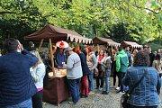 Třetí ročník soutěže Polívkový sady přilákal do parku u Polikliniky v Ústí stovky návštěvníků.