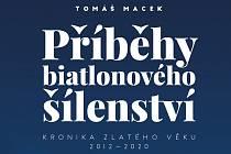 Kniha je kronikou výjimečných českých let biatlonu.