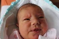 Nela Tučková se narodila v ústecké porodnici 23.4.2016 (7.40)  Michaele Tučkové. Měřila 53 cm, vážila 3,78 kg.