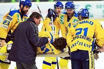 Okamžitě po zákroku Kántora na Heřmana se rozjela záchranná akce, u níž asistovali lékaři Pírkovi ústečtí hokejisté. Heřman byl odnesen do šatny, odkud byl převezen do nemocnice.