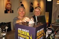 Redkem Střihaton 2011 vybral pro Světlušku téměř 182 tisíc korun, přičemž jen z teplického studia šlo 24 tisíc.
