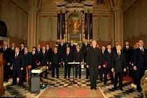 Italský sbor se chystá do severních Čech. Vystoupí na zámku v Duchcově.