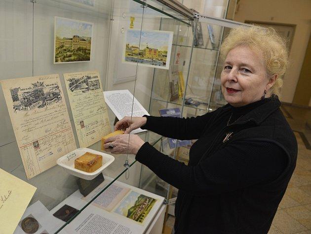 Unikátní pohled do kultury podnikání i vztahů mezi zákazníky a dodavateli v devatenáctém století nabízí ústecké muzeum.