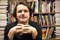 Michal Malátný z kapely Chinaski.