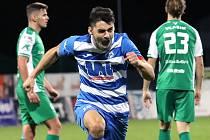 FK Ústí - Vlašim, FNL 2021/2022. Václav Prošek