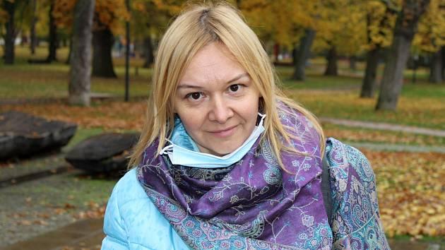 Ilona Škamlová
