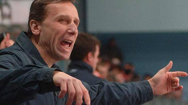 Miloslav Hořava, nový ústecký hokejový trenér