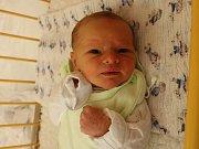 Michael Christian Chrudimský se narodil Bc. Marcele Řehákové z Teplic 2. září v 1.14 hod. v ústecké porodnici. Měřil 46 cm a vážil 2,75 kg.