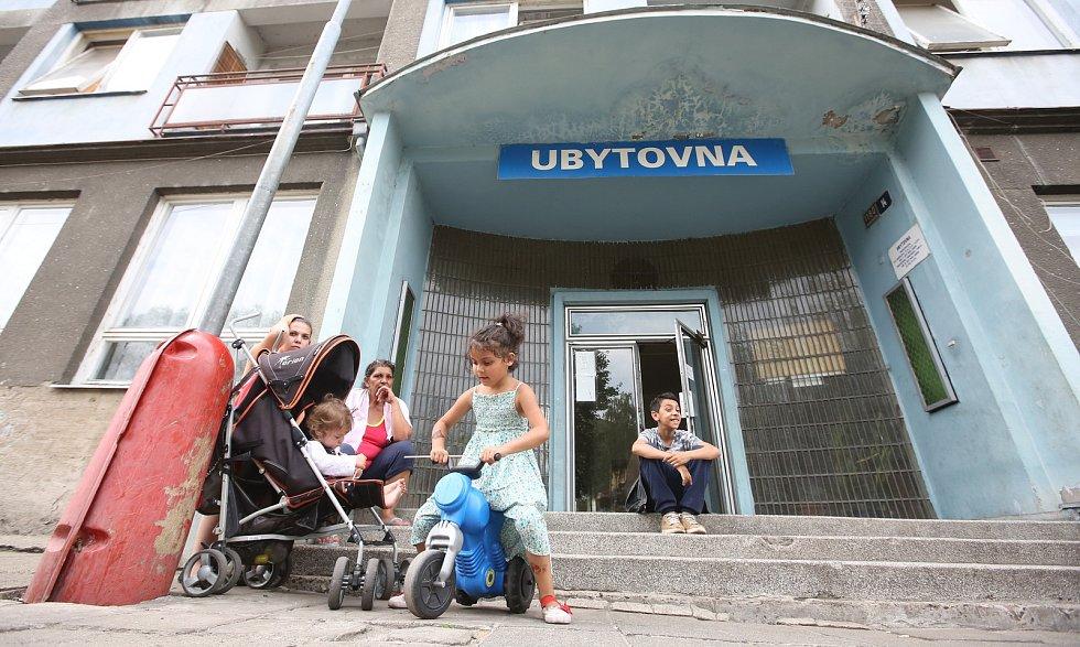 Majitel ubytovny Modrá v Ústí nad Labem, Střekově, chce ubytování zrušit.