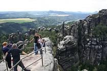 Schrammsteine: proklatě drsná nádhera divokých stěn.