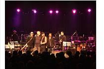 The Boom a Tony Sheridan - Vánoční koncert 2011.