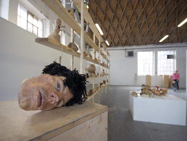 Ve Fillově galerii chystal své práce Conrad Armstrong, uvidíme i díla Josefa Daňka.