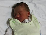 Tadeáš Šebek se narodil v ústecké porodnici 14.12.2016 (12.41) Michaele Šebkové. Měřil 43 cm, vážil 2,28 kg.