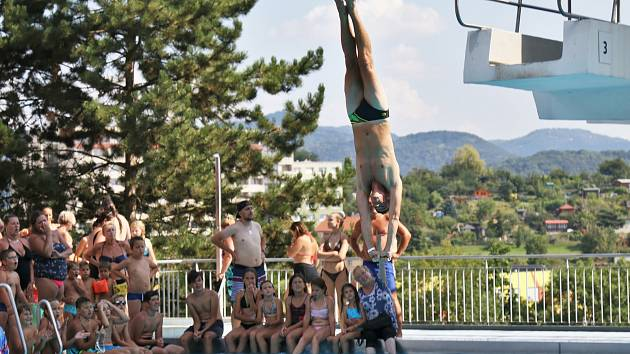 COOL High jump v Ústí nad Labem