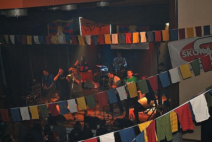 Festival free Tibet XII. v Mikulášovicích